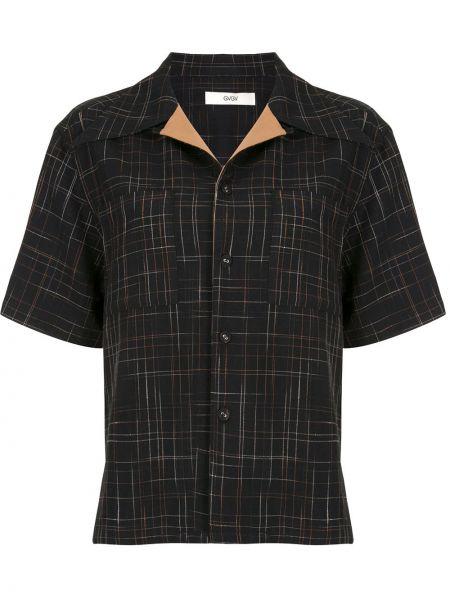 Рубашка с коротким рукавом - черная G.v.g.v.