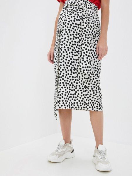 Белая юбка для беременных Topshop Maternity