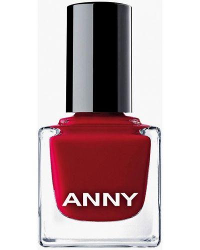 Красный лак для ногтей Anny