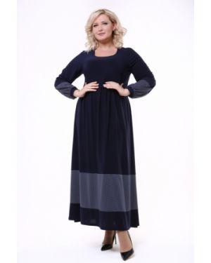 Платье мини в стиле бохо со вставками грация стиля