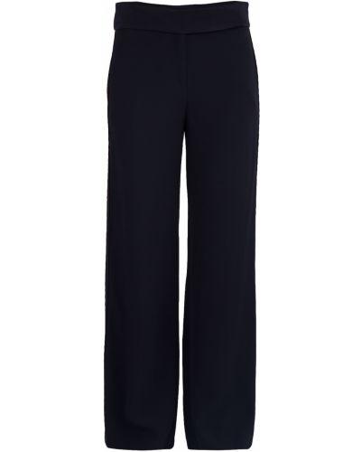 Классические брюки расклешенные из вискозы Tara Jarmon