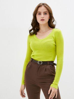 Зеленая пуловер летняя Indiano Natural