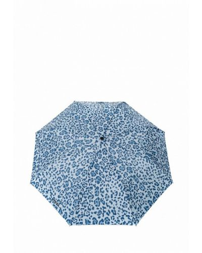 Голубой зонт складной Gf Ferre