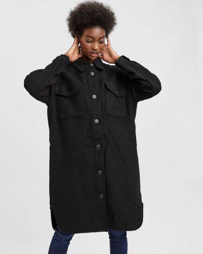 Пальто - черное Vero Moda