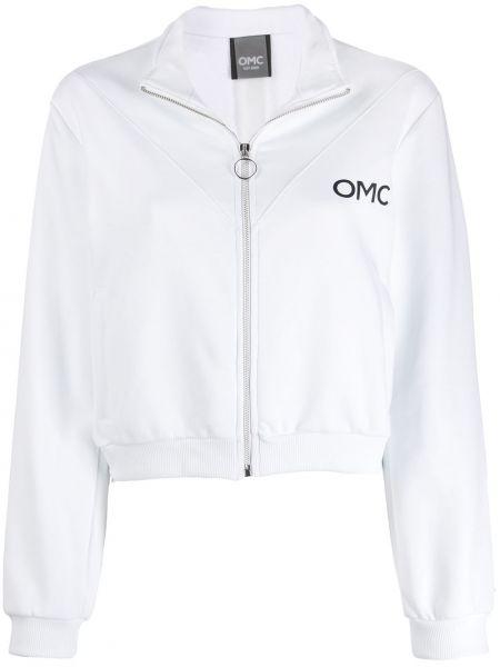 Спортивная куртка с манжетами Omc