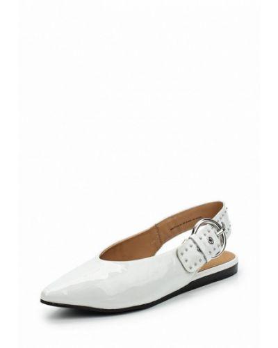 Кожаные туфли Bronx