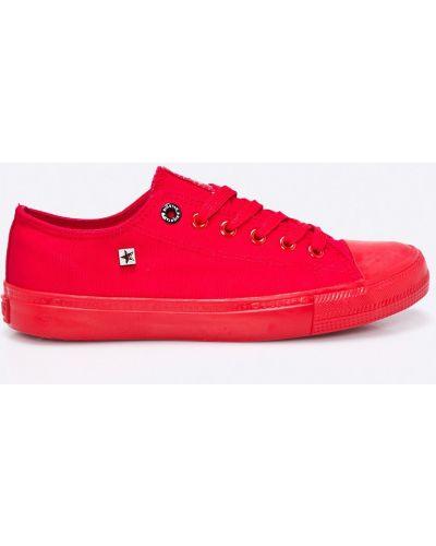 Красные кеды Big Star