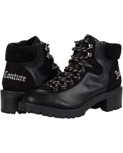 Ботинки - черные Juicy Couture