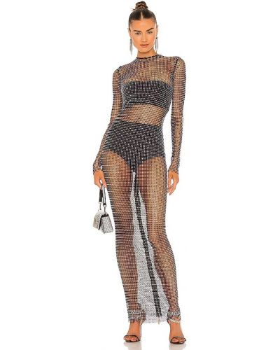 Czarna klasyczna sukienka Bronx And Banco