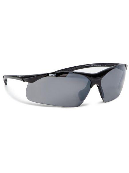 Okulary - czarne Uvex