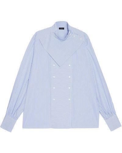 Рубашка в полоску асимметричная Joseph