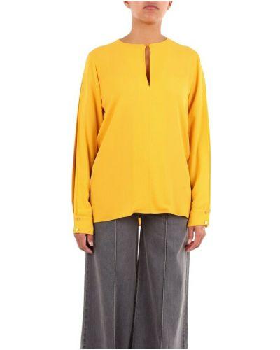 Żółta bluzka Stella Mccartney