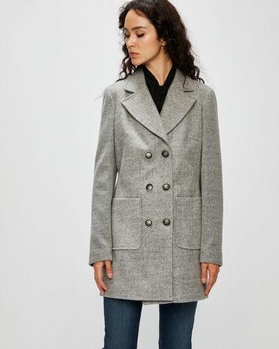 Утепленная куртка прямая на пуговицах Silvian Heach