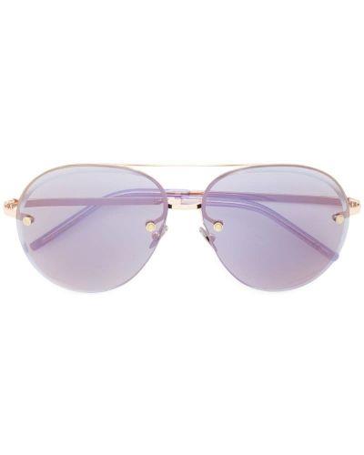 Солнцезащитные очки авиаторы Pomellato