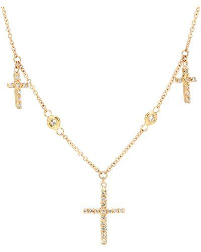 Желтое ожерелье Jacquie Aiche
