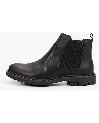 Ботинки челси - черные Salamander