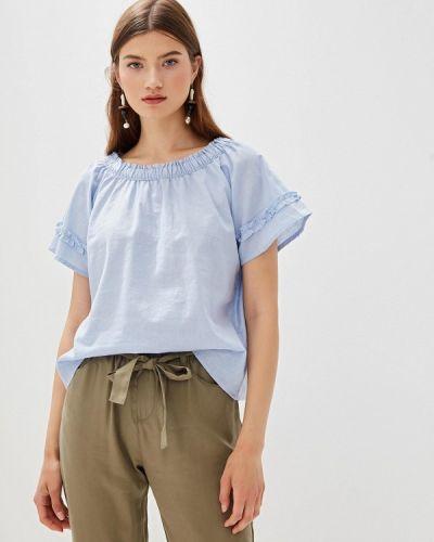 Блузка - голубая Nice & Chic