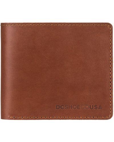 Коричневый кошелек Dc Shoes