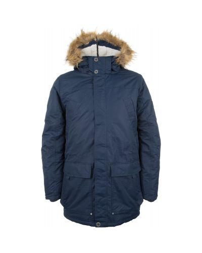 Длинная куртка утепленная с капюшоном Outventure