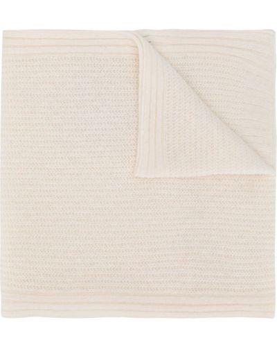 Кашемировый шарф - белый Max & Moi