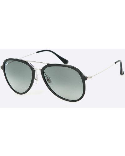 Черные очки Ray-ban
