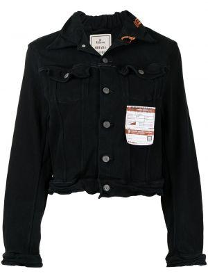 Черная куртка с логотипом Maison Mihara Yasuhiro