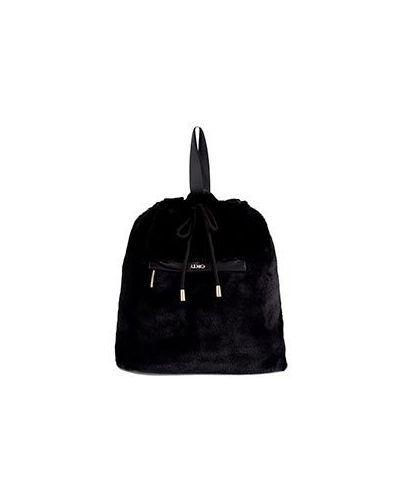 Черный рюкзак Liu Jo