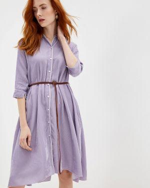 Платье платье-рубашка осеннее Forte Forte