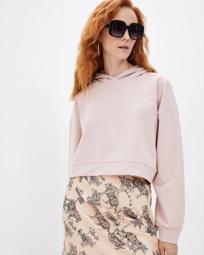 Розовая худи осенняя Elena Andriadi