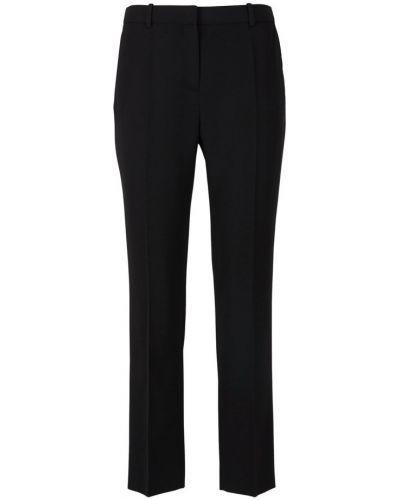 Klasyczne czarne spodnie klasyczne wełniane Givenchy