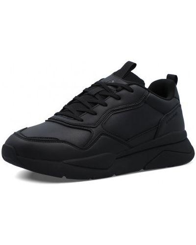 Кроссовки - черные Demix