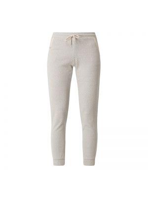 Spodnie z wiskozy - białe Rich & Royal