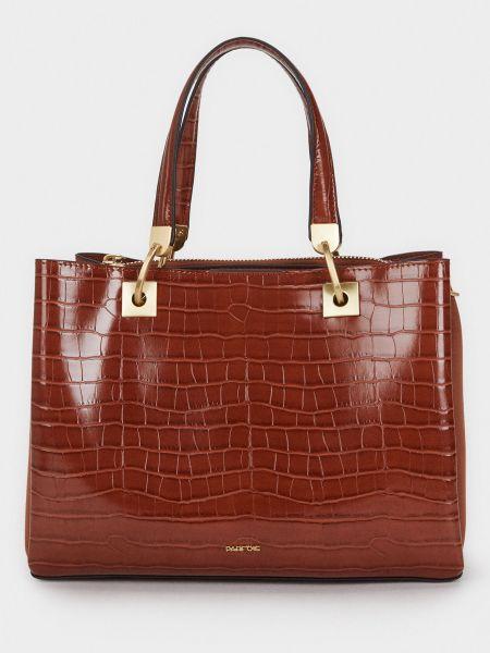 Повседневная сумка - коричневая Parfois