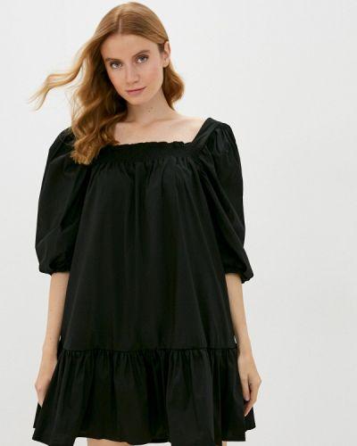 Платье - черное Avemod