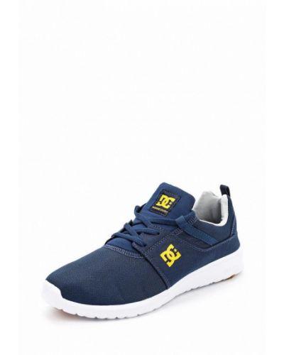 Синие кроссовки Dc Shoes