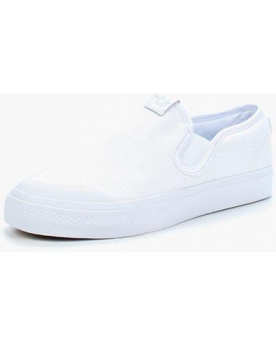 Белые слипоны Adidas Originals