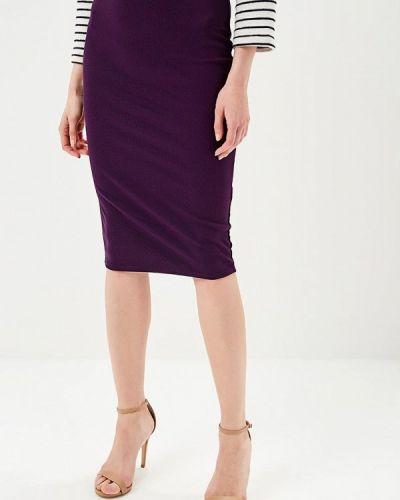 Юбка фиолетовый королевы Edge Street