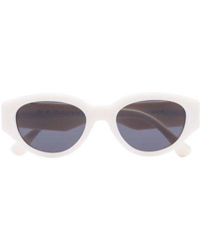 Солнцезащитные очки белый Retrosuperfuture