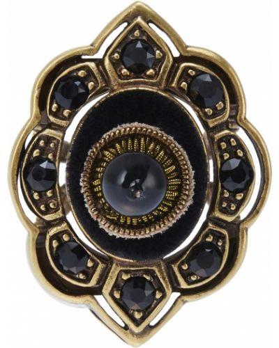 Кольцо золотого цвета Gucci