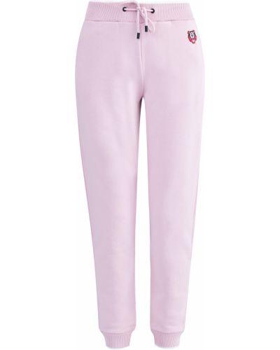Спортивные брюки в полоску в рубчик Kenzo
