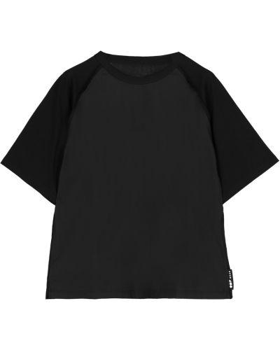 Czarna koszulka krótki rękaw Oof Wear