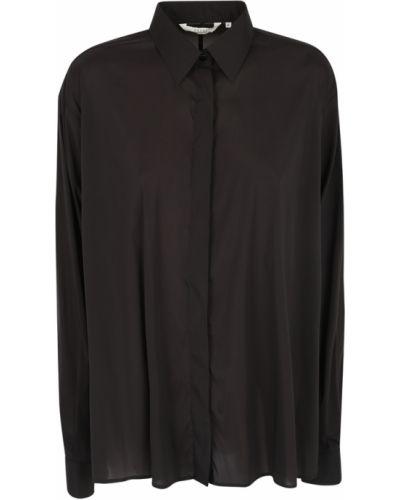 Czarna koszula Xacus