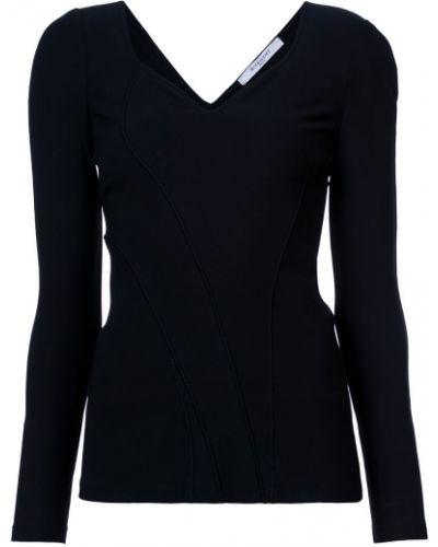 Топ с V-образным вырезом облегающий Givenchy