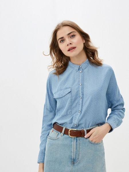 Рубашка - голубая Rifle