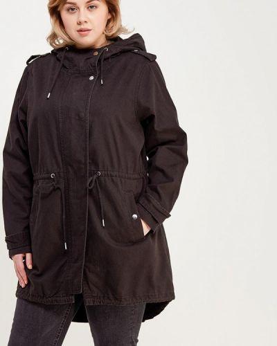 Черная куртка Junarose
