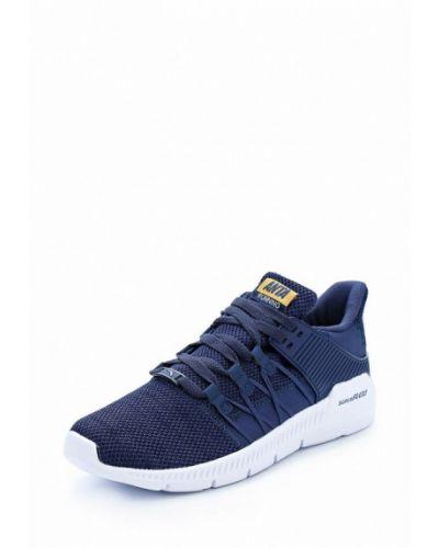 Синие кроссовки Anta