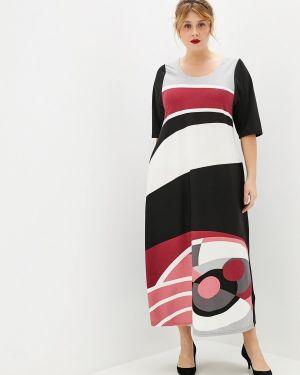 Повседневное платье осеннее Артесса