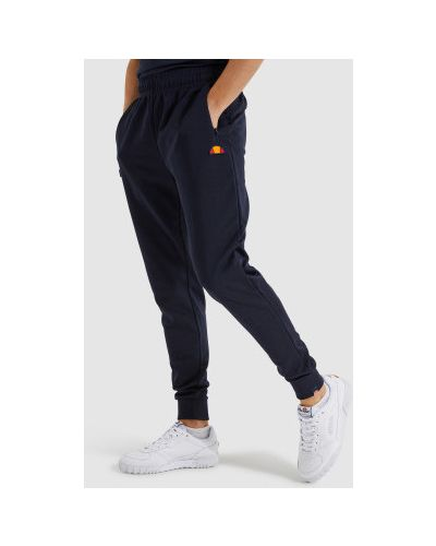 Синие трикотажные брюки Ellesse