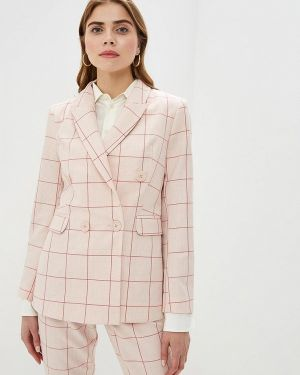 Пиджак - розовый Clabin