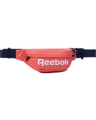 Plecak - pomarańczowy Reebok